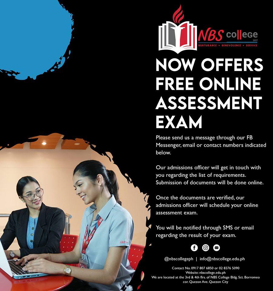 Free Online Assessment